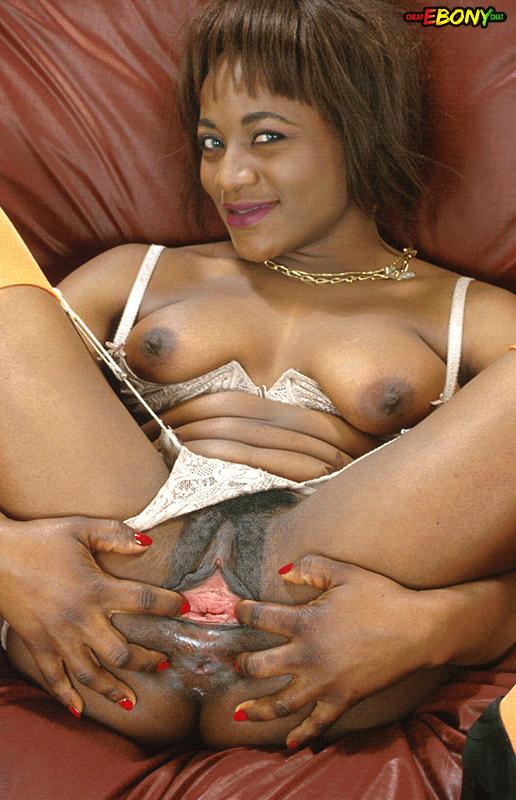 Ebony Cum Dumpster
