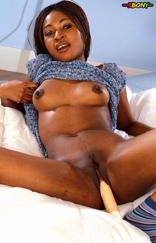 Ebony Teen Princess